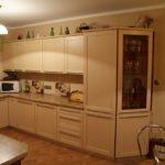 Kuchnia dąb bielony modyfikowany 9