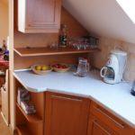 Kuchnia olcha na poddaszu 3