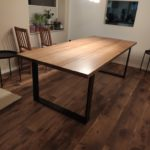 Stół modern dąb_1