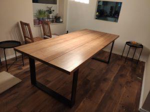Stół modern dąb_2